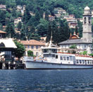 BB Villa Olmo - Boat on Como Lake